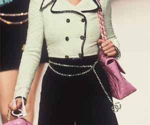chanel, fashion, and 90s image