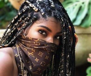 braids, designer, and singers image