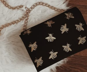 accessories, bags, and bees image