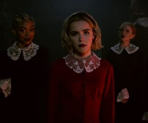 netflix, the weird sisters, and sabrina spellman image