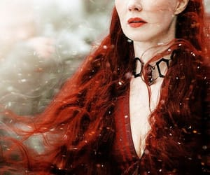 beautiful, game of thrones, and the red woman image