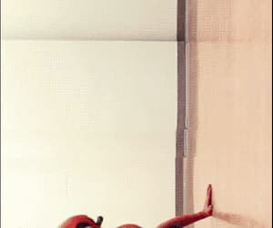 deadpool, gif, and spiderman image