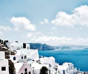 day, wallpaper, and Greece image