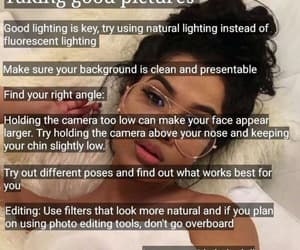 aesthetic, tips, and beauty image