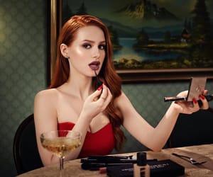 Cheryl, makeup, and riverdale image