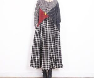 etsy, long dresses, and linen dress image