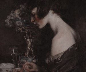 art, painting, and James Jebusa Shannon image