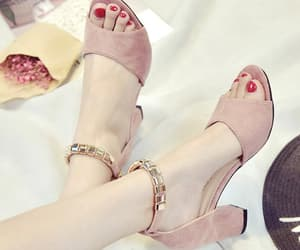fashion, sandals, and shoes image