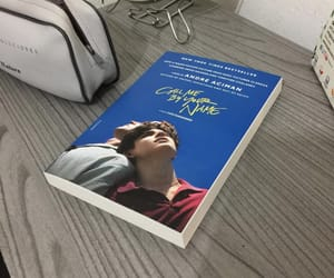 blue, book, and pale image