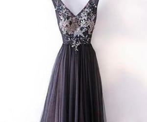 prom dresses, prom dresses black, and sexy prom dresses image
