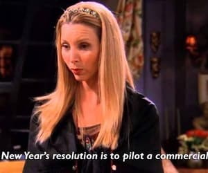 funny, friends, and phoebe image