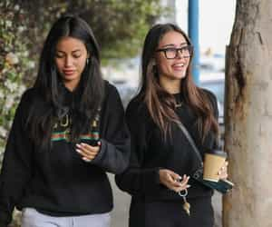madison beer, cindy kimberly, and wolfiecindy image
