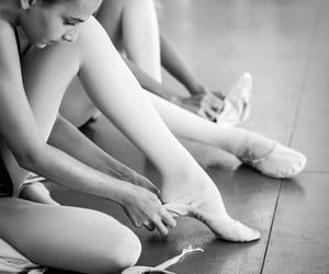 ballet, dancers, and dressing image