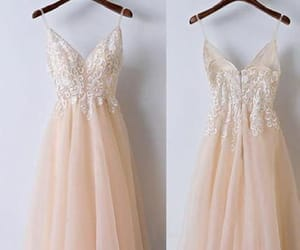 a-line prom dresses and prom dresses lace image