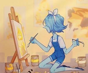 draw, su, and stevenuniverse image