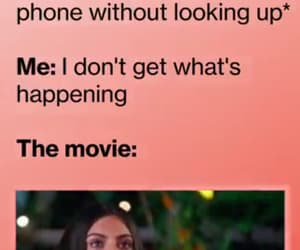 funny, movie, and phone image