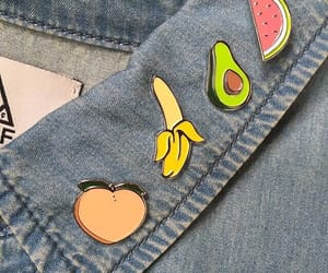 aesthetic, grunge, and fruit image
