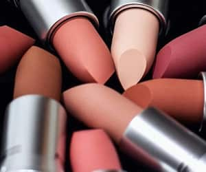 beauty, lipstick, and mac image