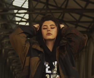 girl, grunge, and hype image