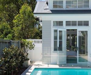 Blanc, parfait, and piscine image
