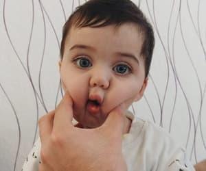 babe, baby, and blue eyes image