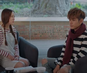 couple, accidentally in love, and chinese drama image