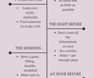 study and timetable image