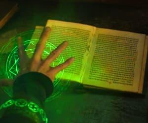 magic and book image