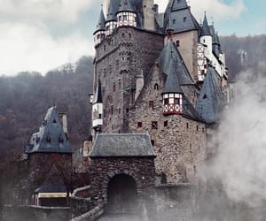 architecture, building, and castel image