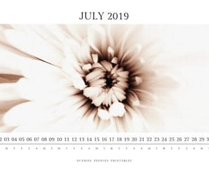 etsy, instant download, and printable calendar image