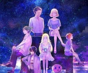 anime, satsuriku no tenshi, and anime girl image