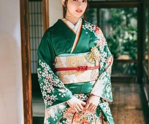 kimono, 着物, and 欅坂46 image
