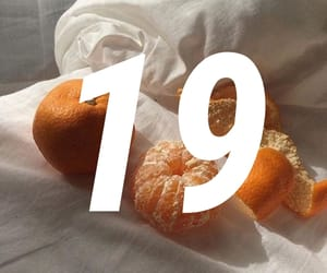 19 and clementine image