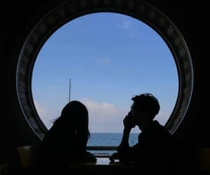 couple, aesthetic, and Relationship image