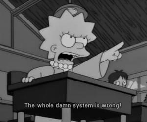 lisa, simpsons, and system image
