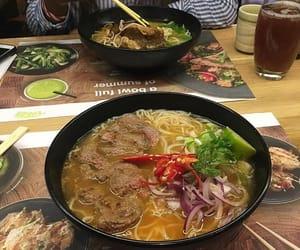 asian, chopsticks, and japanese image
