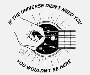 guitar and universe image