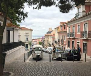 ville, lisbonne, and Ⓛⓘⓢⓑⓞⓐ image