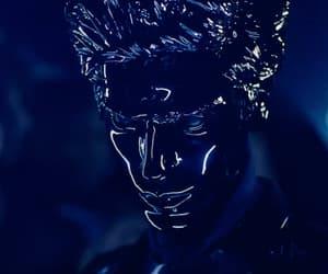 dark, midnight blue, and gesaffelstein image