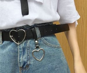accessoires, aesthetic, and belts image