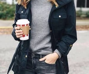 fashion, winter, and winter outfit image
