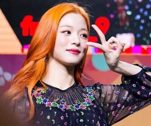 kpop, fromis, and chaeyoung image