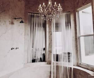 architecture, luxury, and bathroom image