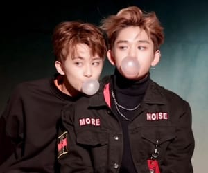 nct, lucas, and mark image