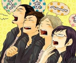 haikyuu, karasuno, and daichi image