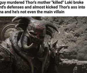 Marvel, loki laufeyson, and villain image