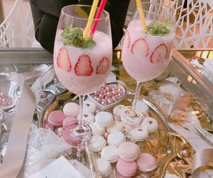 amazing, drink, and girly image