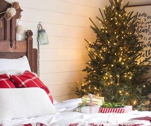 christmas tree, happiness, and merry christmas image