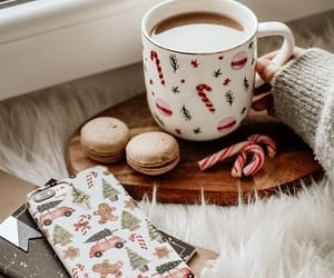 chocolate, drink, and cold weather image