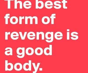 body, motivation, and revenge image